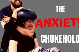 WRESTLING with ANXIETY: CYCLING SOLUTION