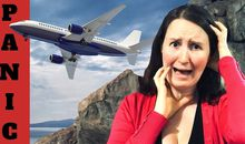 PANIC when FLYING - what HELPED my ANXIETY (Psychologist Insights)