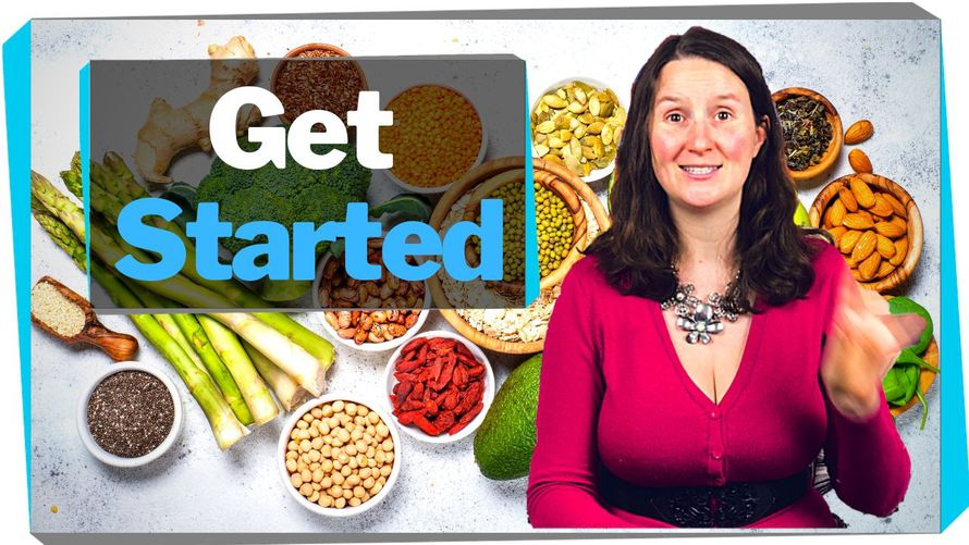 How to GET STARTED on a HEALTHY DIET (Top 8 Tips)