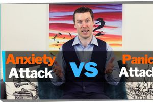 ANXIETY ATTACKS and PANIC ATTACKS: What's the difference?